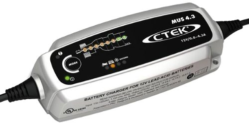 CTEK MUS 4.3 Battery Charger