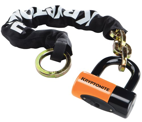 Kryptonite New York Evolution Security Chain