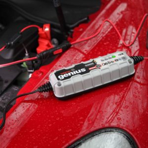 Motorcycle, Car Battery Charger
