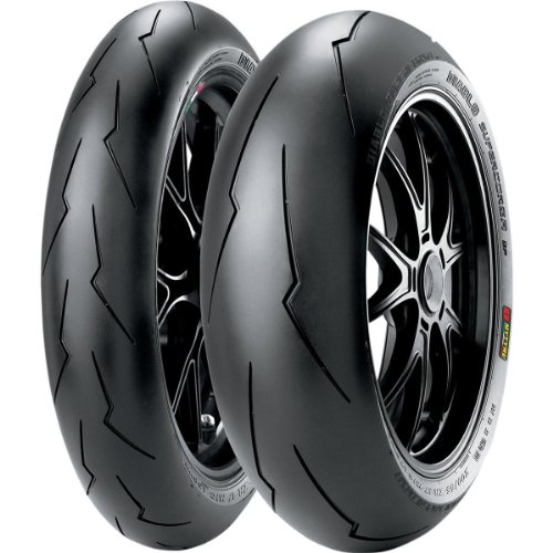 Pirelli Diablo SuperCorsa SP Motorcycle Tire
