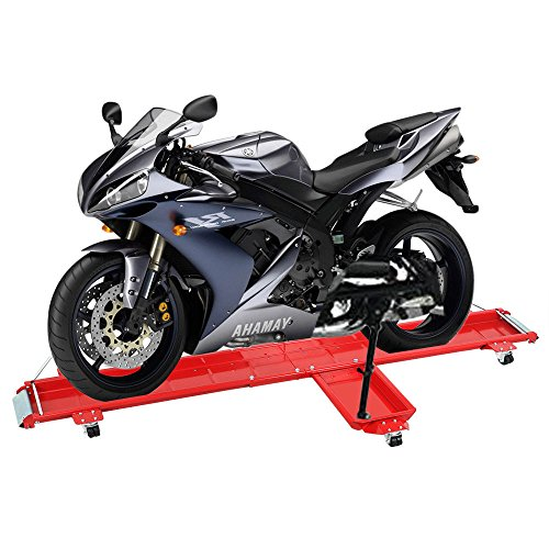 Low Profile Motorcycle Dolly