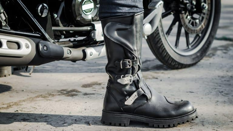 Best Motorcycle Boots of 2021 (Reviews) – Protect Your Feet