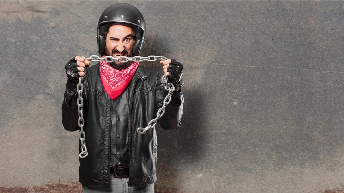Best motorcycle security chains