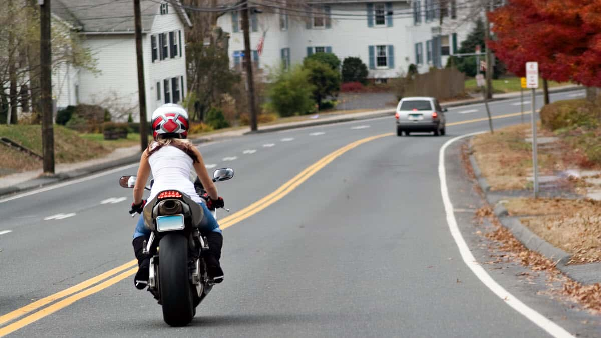 Should I Wear Safety Gear When Riding a Motorcycle