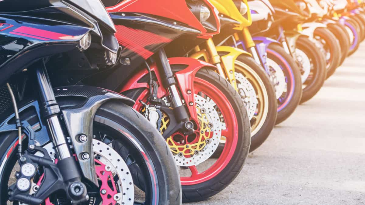 Best MotorcycleSecurity System