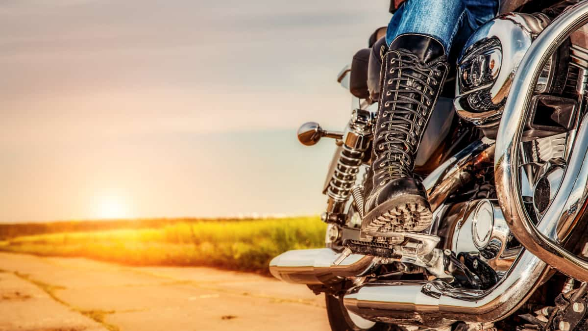 Best Women's Motorcycle Boots