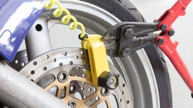 Discover How To Prevent Motorcycle Theft (Your Brain is the First Line Of Defense!)