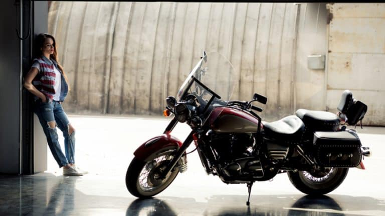 What is a Good First Motorcycle for a Woman?