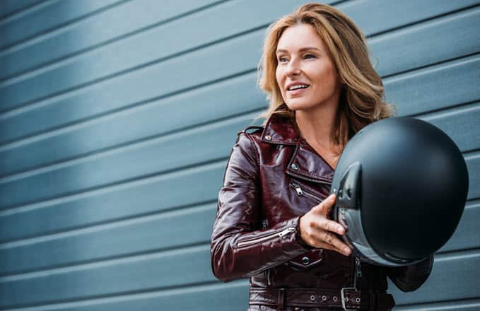 What is the best starter motorbike for a woman