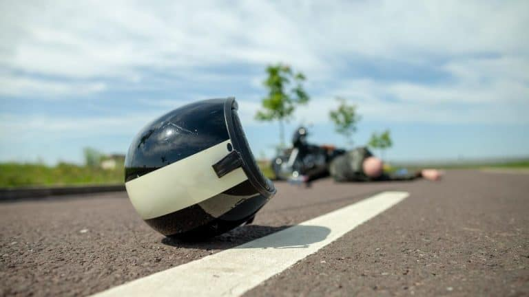 What Percentage of Motorcycle Riders Get Into Accidents?