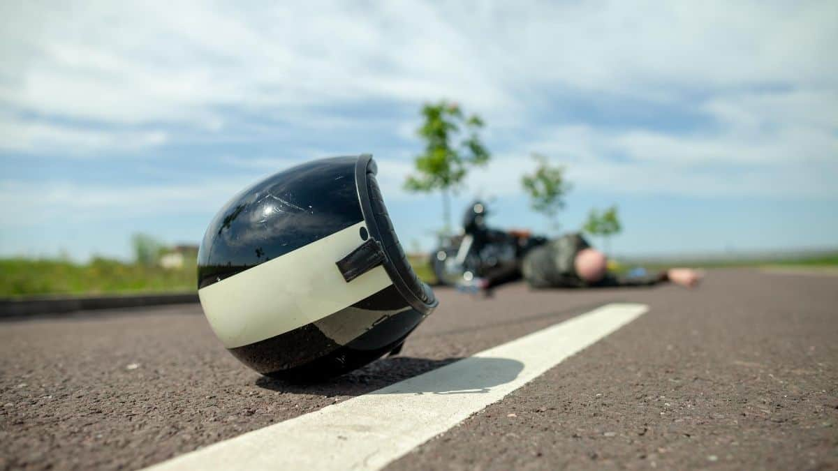 What Percentage of Motorcycle Riders Get Into Accidents