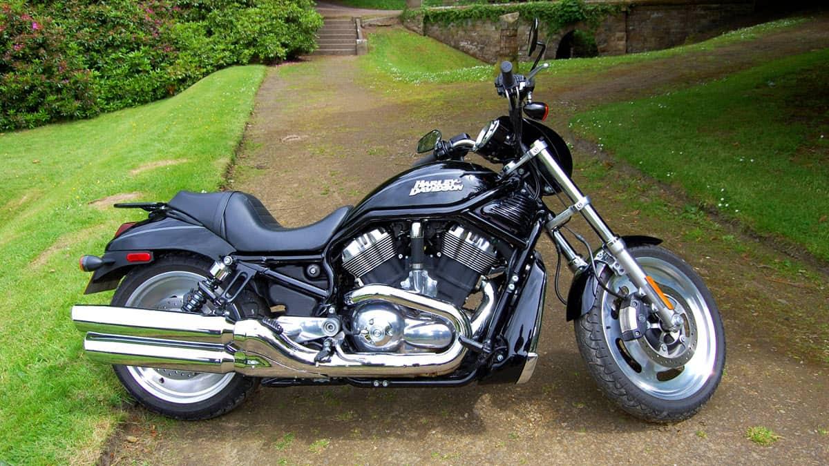 Biggest Harley Davidson Motorcycles - V-Rod
