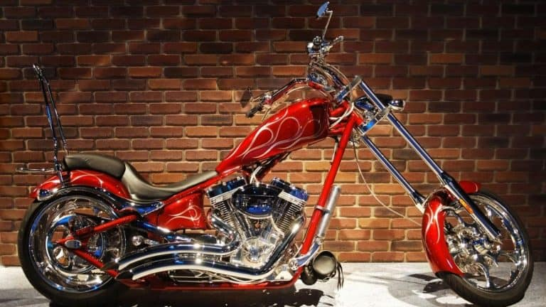 What Are Motorcycle Frames Made Of?