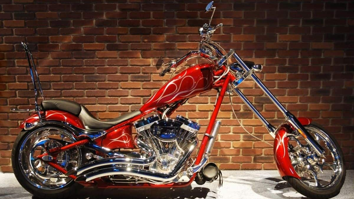 What Are Motorcycle Frames Made Of