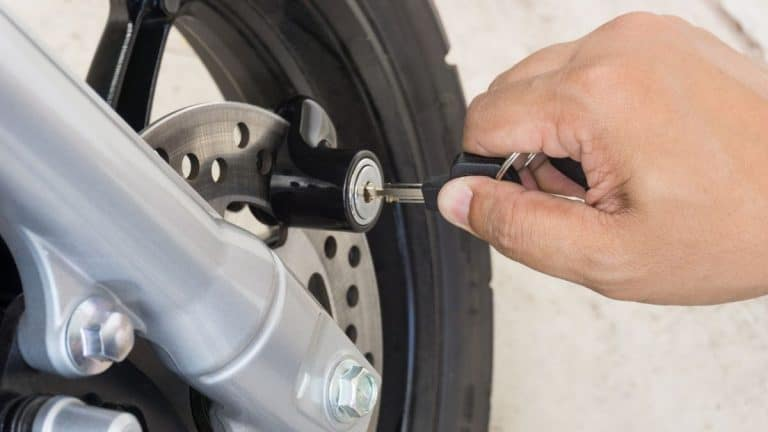 Best Motorcycle Lock to Lower Insurance   Top 4 to Save Money