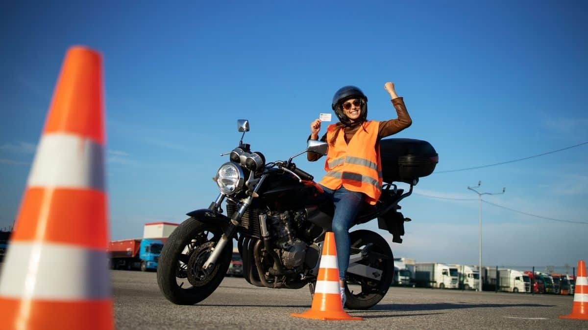 Online Motorcycle Safety Course