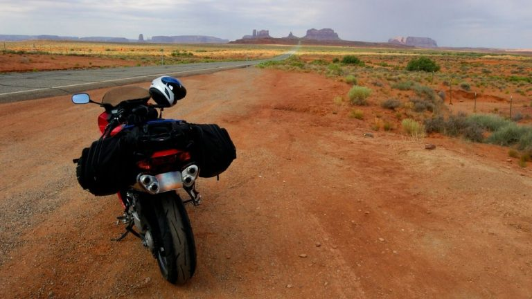 What to Take on a Motorcycle Road Trip