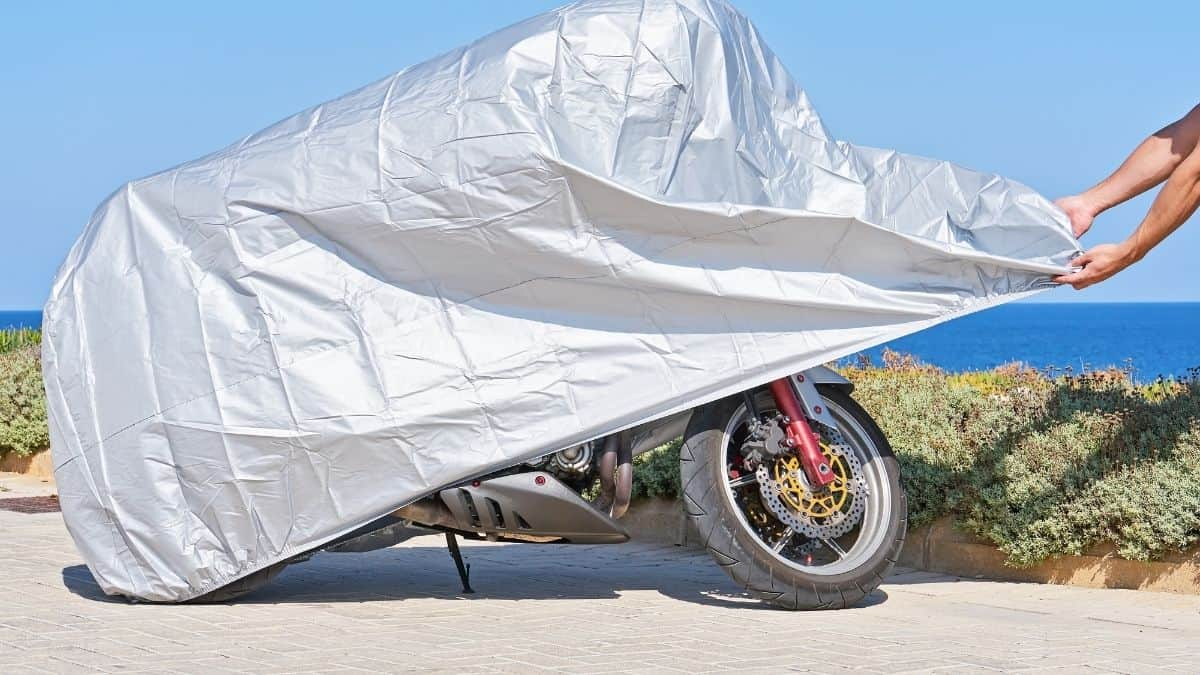 Best Motorcycle Covers for Outdoors