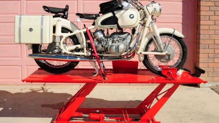 Top 5 Best Motorcycle Lift Tables: Stand Up and Be Counted