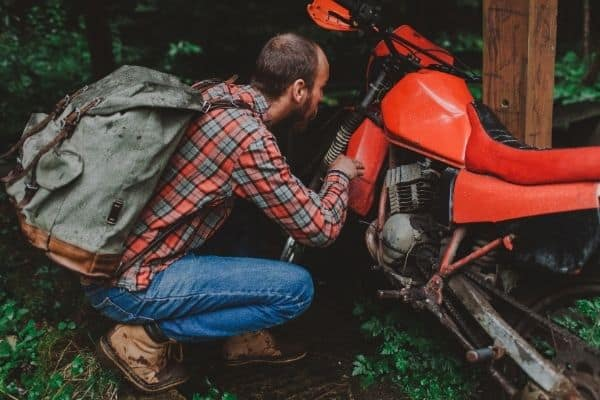best backpack for motorcycle commuting