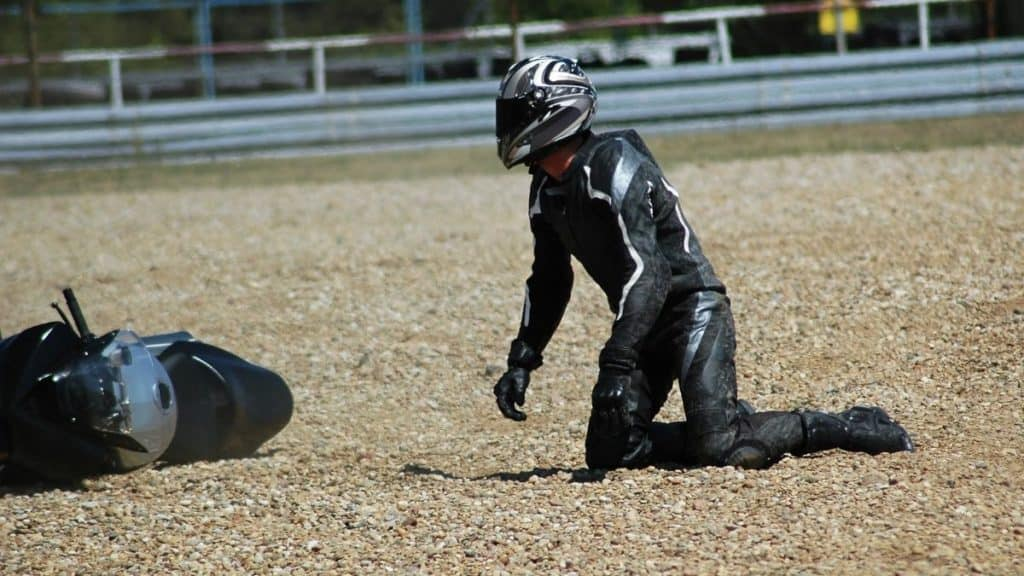 Dropped Motorcycle What To Check When Embarrassment Hits