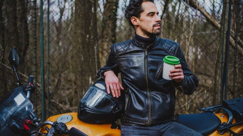 leather vs textile vs mesh motorcycle jackets