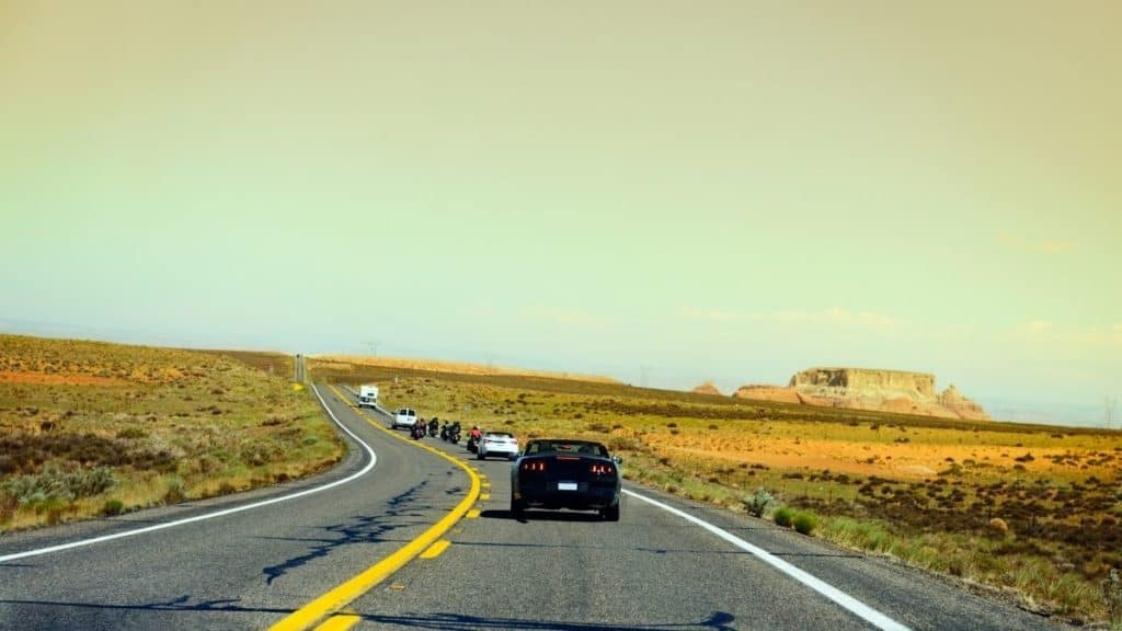 Best Motorcycle Road Trips in the US